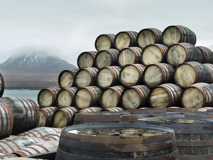 The Reason You Should Use Whiskey Casks